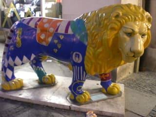 外国編 ライオンが通りのアイデンティティ?