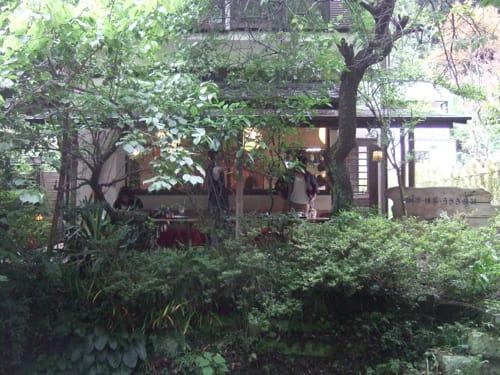 アイデア看板 古都・鎌倉で見つけた ~自然が看板になる?